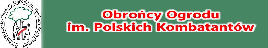 Obrońcy Ogrodu im. Polskich Kombatantów