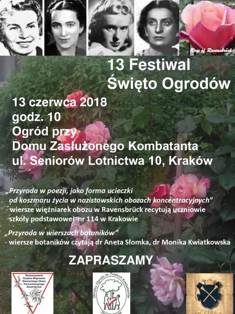 13 Festiwal Święto Ogrodów